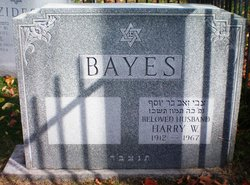 Harry W. Bayes