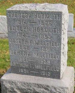 Arthur F Millfield