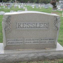 """Phoebe Josephine """"Josephine"""" <I>Rose</I> Kessler"""