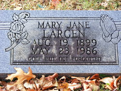 Mary Jane Largen