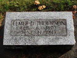 Elmer Daniel Thompson
