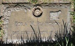 Zora M. <I>Kehoe</I> Planchon