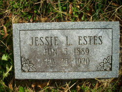 Jessie L Estes