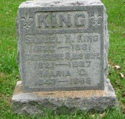 Maria G. King