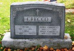 Susie <I>Carlucci</I> Crecco