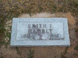 Edith E. Hambly