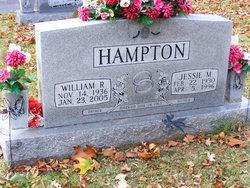 William R Hampton