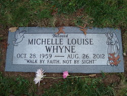Michelle Louise Whyne