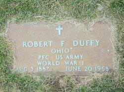 Robert F Duffy