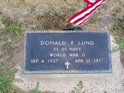Donald F. Lund