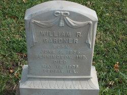 William Riley Gardner