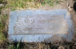 """Rose """"Rosa"""" Winnes"""