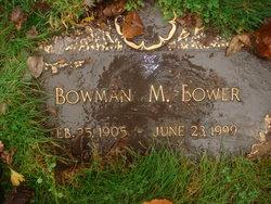Bowman M. Bower