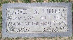 Grace <I>Arnette</I> Turner