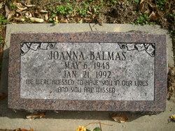 Joanna <I>Landreth</I> Balmas