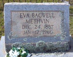 Eva <I>Bagwell</I> Methvin