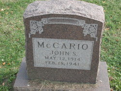 John S McCario
