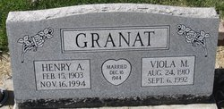 Viola M. Granat