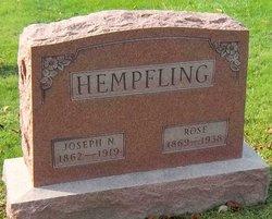 Joseph N Hempfling