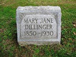 Mary Jane Dillinger