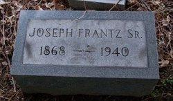 Joseph Frantz, Sr