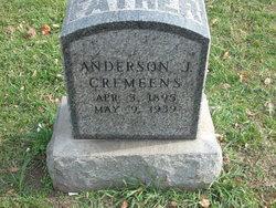 Anderson J Cremeens