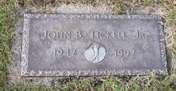 John B Tickell, Jr