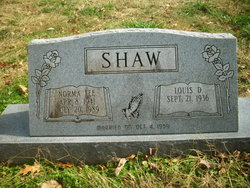 Norma Lee Shaw