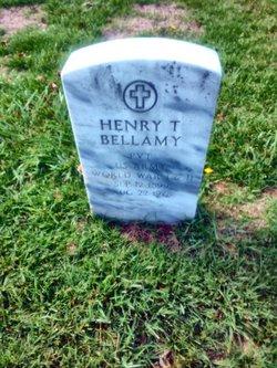 Pvt Henry T Bellamy