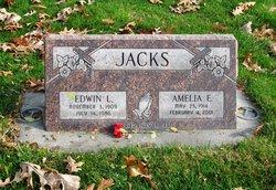Amelia Edith <I>Murphy</I> Jacks