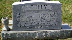 Fred T Coffey
