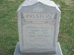 Alvin Leo Preston