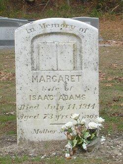Margaret <I>Messick</I> Adams