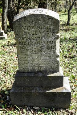Virginia E Mallory