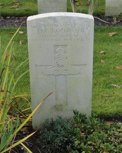 Gunner John Lawrence Rochester