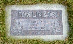 John Kenneth Tomlinson