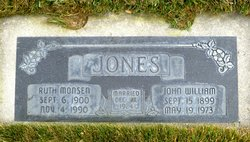 "John William ""Bill"" Jones"