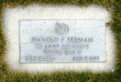 Harold Francis Seeman