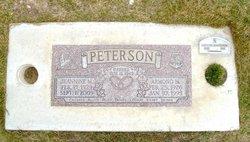 Armond H Peterson
