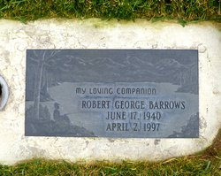 Robert G Barrows