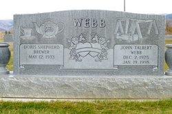 John Talbert Webb