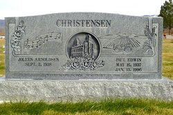 Paul Edwin Christensen