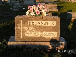 Rosemary F <I>Bergman</I> Brunswick