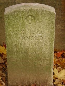 Ens Archibald Arnold Arbuckle
