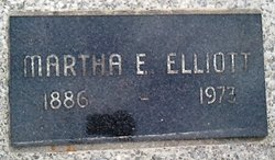 Martha E Elliott