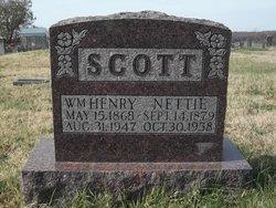 Nettie <I>Guthrie</I> Scott