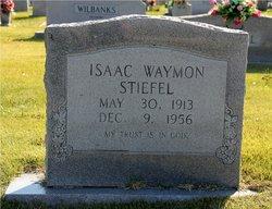 Isaac Waymon Stiefel