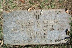 Helen M Cullum