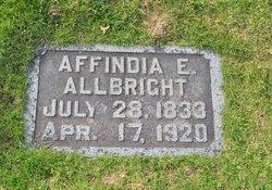 Affindia Eve <I>Groves</I> Allbright
