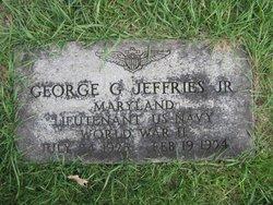 George Garfield Jeffries, Jr
